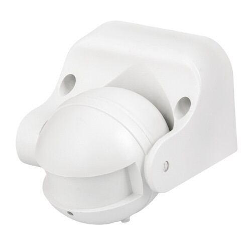 Udendørs mikrobølge sensor, hvid