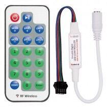 RF MINI controller til digital LED Bånd