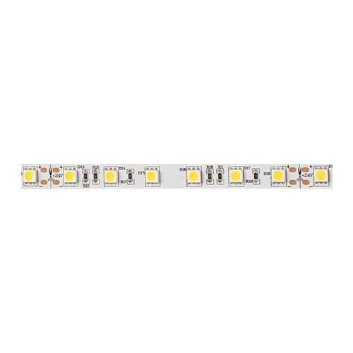 Proff. LED Bånd SMD3528, 24V DC neutral hvid, 60 Led/m, 5 m/role, ikke vandtæt