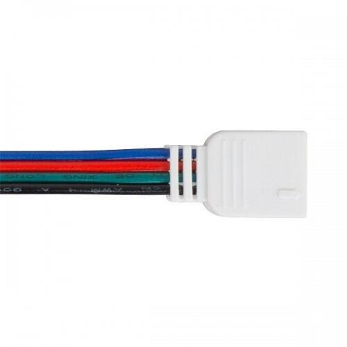 Connector til RGB LED bånd / strips (Hun)