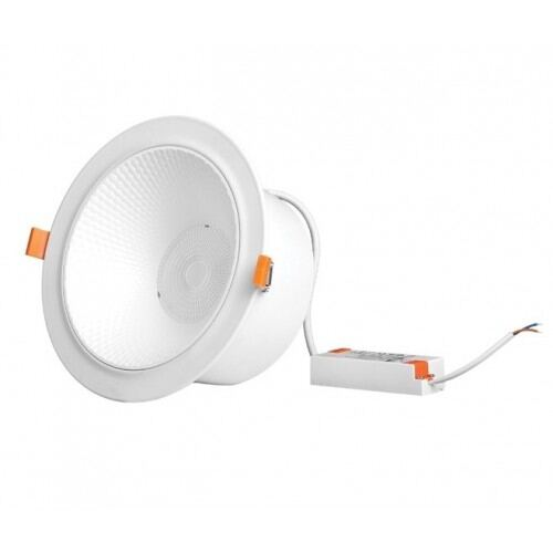 LED downlight 40W, neutral lys, 220V, SMD 2835,