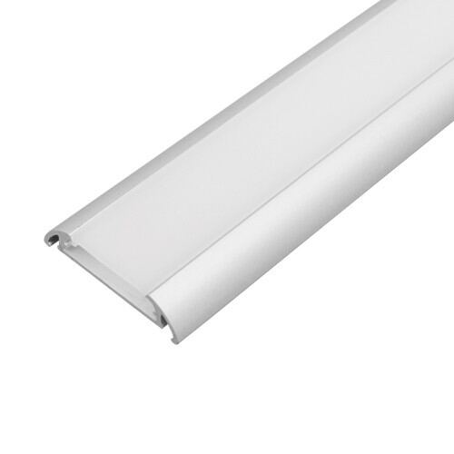 aluminiumsprofil til led b nd til p bygning 2m k b online her. Black Bedroom Furniture Sets. Home Design Ideas