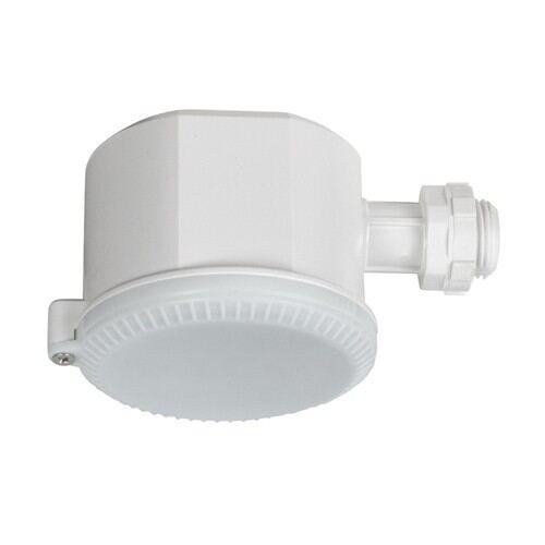 Udendørs sensor(mikrobølger), hvid