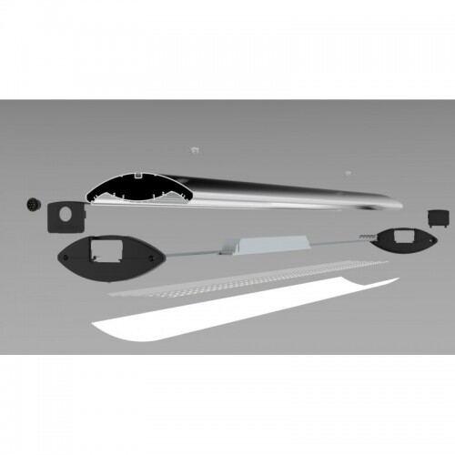 Neo-Light LED Armatur, 75/150 cm, 50/100/150W, 3000,4000K, IP51