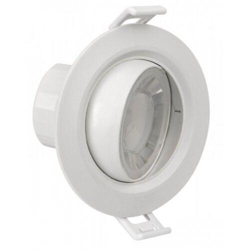 LED Downlight, Bevægelig-firkantet, 8W, 4200K, 220V
