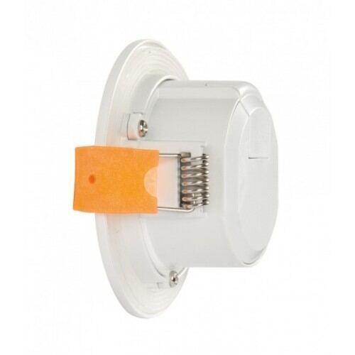 LED downlight til indbygning, IP44, 7W 3000/4000K, 220V, 120°