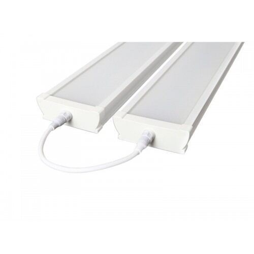 Led armaturer, 20/40/60W, 230V, IP65, 3000K