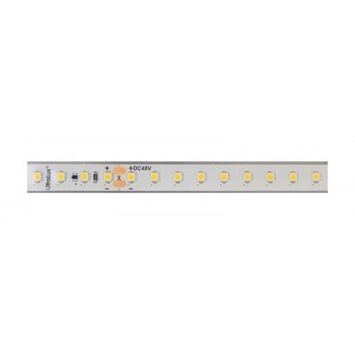 Proff. LED Bånd/Strips, 7 W/m, 5500 K, 48V DC, 112 Led/m, IP67