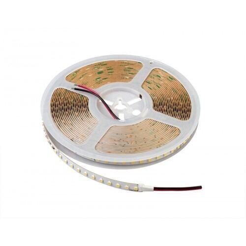 Proff. LED Bånd/Strips, 7 W/m, 2700 K, 48V DC, 112 Led/m, IP67