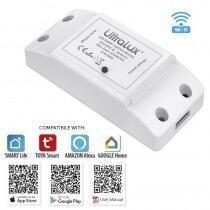 WI-FI SMART Switch, 10А, 2200W, 220-240V AC