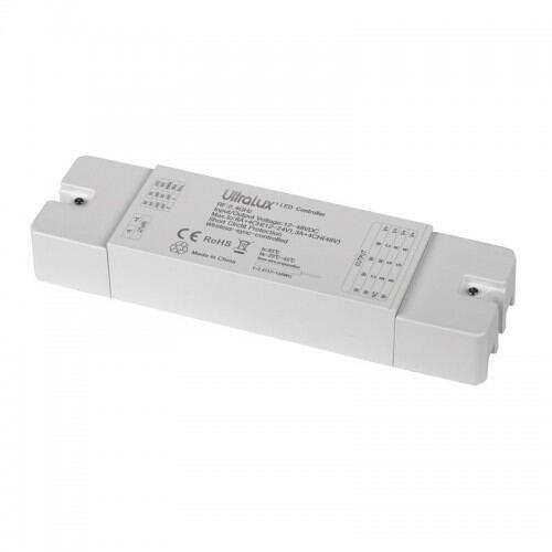 Smart 2.4G RF 4 i 1 multifunktionel controller 12-48V DC