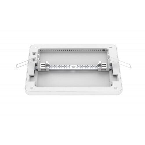 Led smart panel til indbygning og påbygning, kvadratisk, 3000,4000,5700K, 10,13,16W, 230V