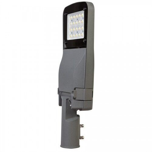 LED Gadelampe, 60W, 4200K, IP66, 220V
