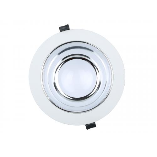 Høj kvalitets LED dæmpbar downlight, 3/4/5700K, 13/18/25W, IP54