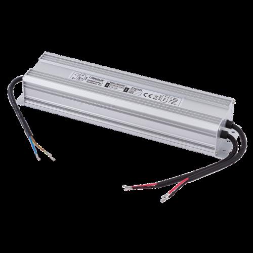 LED strømforsyning, 200W, 24V, IP67