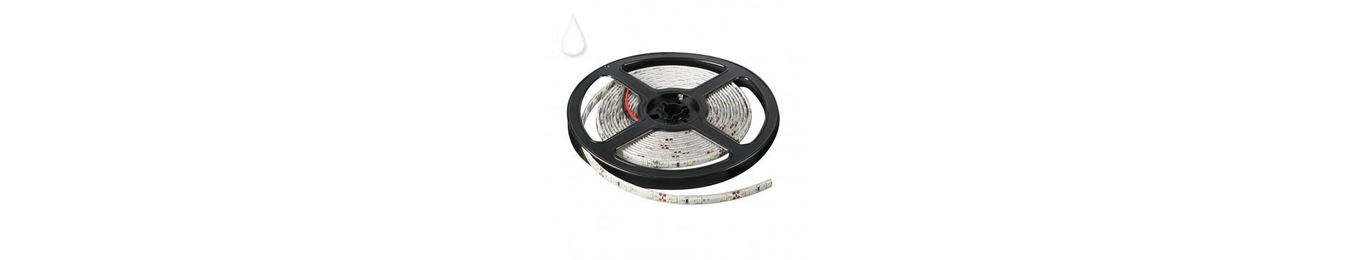 Vandtætte LED bånd - 12V LED bånd der holder til vind og vejr