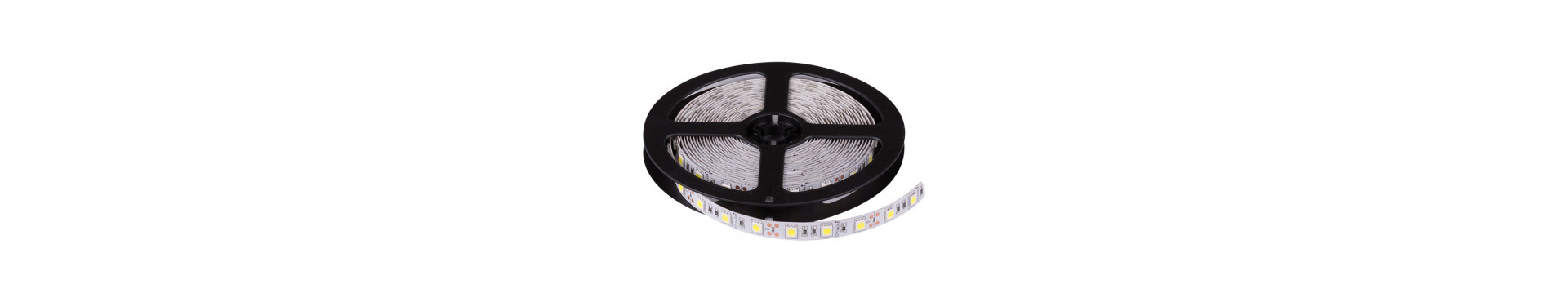 LED-bånd 12V - Ikke vandtæt - Køb dem online her