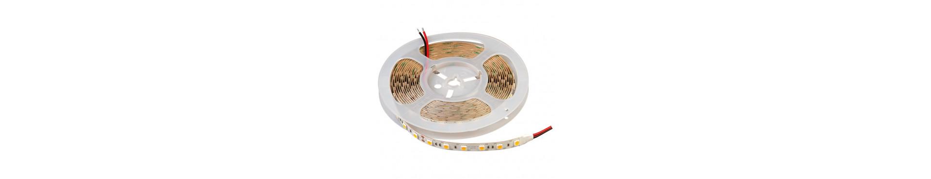 LED-bånd 24V - Vandtæt - Køb dem online på webshoppen her