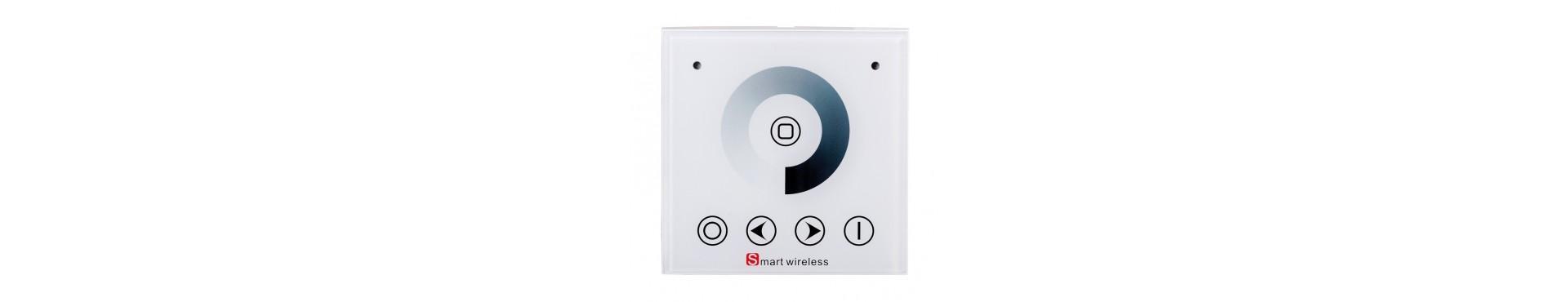Intelligente styresystemer til led belysning 2,4Ghz