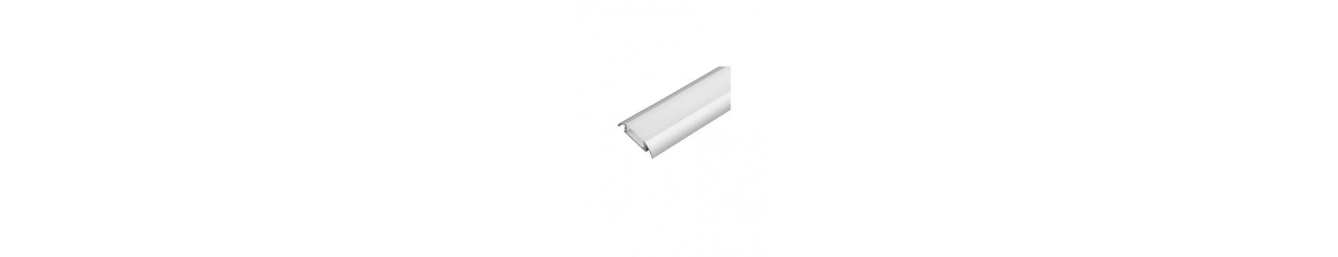 Aluminiumsprofiler til LED bånd