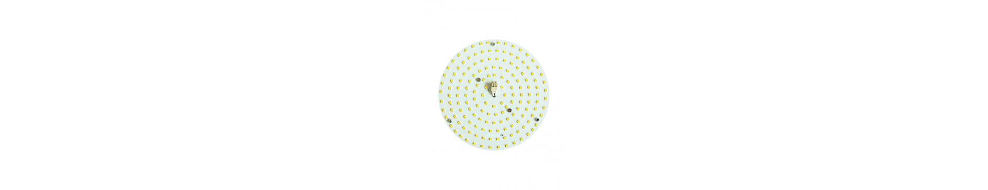 LED modul til væg- og loftlamper, magnetisk
