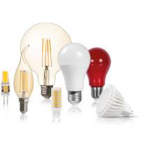 LED pærer og spots