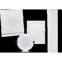 LED paneler og tilbehør