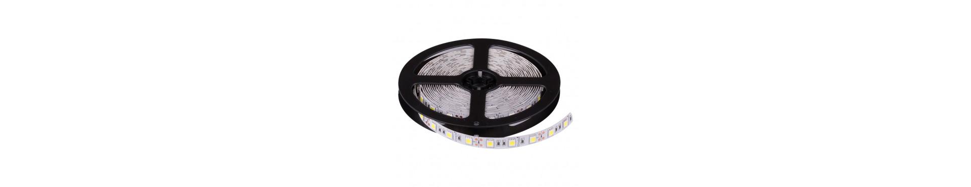 LED bånd strips - Køb 12v LED bånd online her
